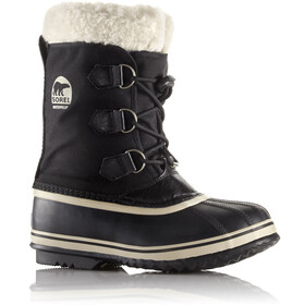 Sorel Youth Pac Nylon Boots Black